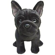 French Bulldog Soft Plush Branded Toy Stuffed Animal Cute Black Dog Gift
