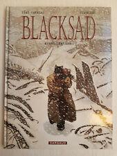 Blacksad tome 2  - Artic-nation - Guarnido - Première édition