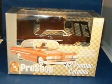 AMT Ertl Pro Shop 1:25 Prepainted 1962 Pontiac Catalina Model Kit
