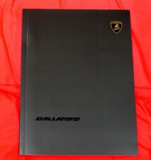Lamborghini Gallardo & 'The Human Brain' - Colour Brochure - 2006 - German Text