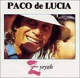 """CD PACO DE LUCIA """"ZYRYAB"""". Nuevo y precintado"""