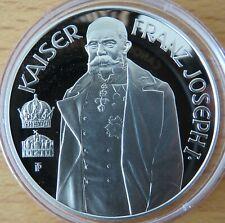 Österreich 100 Schilling 1994, Franz Josef I., Silber-Münze, polierte Platte