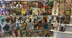 Lucifer Near Complete Set Missing Issues In Description DC Vertigo Comic Run Lot