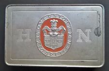 WWII OVERSTOLZ HAUS NEUERBURG-ANCIENNE BOÎTE 24 ZIGARETTENDOSE/TINBOX 1940- TBE