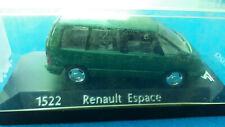 Solido 1522 Hifi - RENAULT Espace vert 1:43