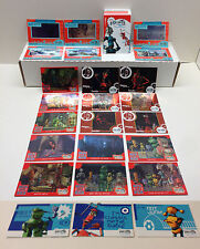 ROBOTS THE MOVIE Inkworks 2005 Complete Card Set w/ 4 Complete Chase Sets & CL1