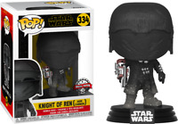 Knight of Ren with Arm Cannon STAR WARS Funko Pop Vinyl New in Box