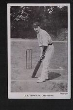 Lancashire Cricket Printed Collectable Sport Postcards
