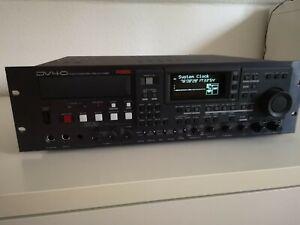 DIGITAL RECORDER Fostex DV-40 DVD MASTER RECORDER MULTITRACK