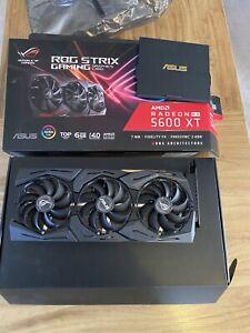 ASUS ROG Strix Radeon RX 5600 XT TOP 6GB GDDR6 Graphics Card