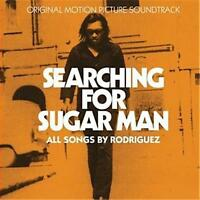 RODRIGUEZ SEARCHING FOR SUGAR MAN Soundtrack CD NEW unsealed