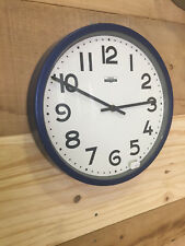 Horloge industrielle - compteur Schlumberger France