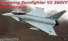Freewing Eurofighter V2 360Vt Pnp Version - New In Box