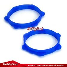2pcs 1/10 RC Tire mounting bands - on road rally Car tire tyre wheel glue assist