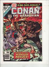 Conan Annual #2 vf/nm