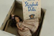 Vintage Plastic Nancy Ann Storybook Doll Princess Rosanie 162 Fairyland Series