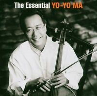 YO-YO MA The Essential 2CD BRAND NEW Classical Cello Bach Vivaldi Saint-Saens