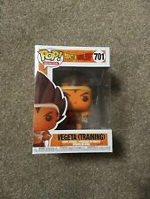Vegeta Training Dragonball Z Funko Pop Vinyl Figure Official Toy Collectables