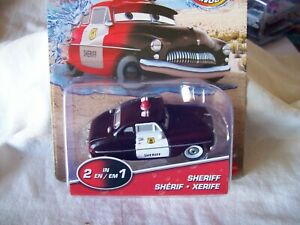 Disney Pixar Cars - Sheriff - 2020 New Release - Color Changers