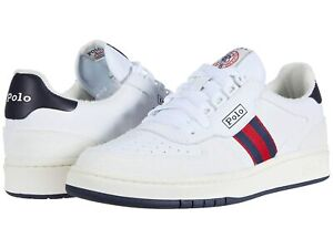 Man's Sneakers & Athletic Shoes Polo Ralph Lauren Polo Court Sneaker