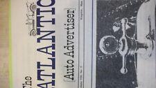 Vintage Atlantic Auto Trader Guide 1962 Kingston, Mass Vol 8 #5