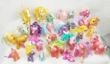 My Little Pony Figures Lot Of 25+ Assorted