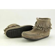 Chaussures grises avec zip pour garçon de 2 à 16 ans