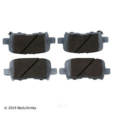 Disc Brake Pad Set Rear Beck/Arnley 085-1677