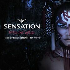 Sensation: Into The Wild - Mixed By Nicky Romero and Mr White [CD]