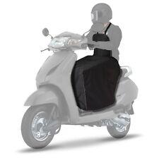 Universel Scooter Leg Cover noir jambe tablier de protection housse