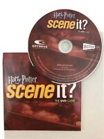 Harry Potter Scene It 1st Edition Replacement DVD game disc