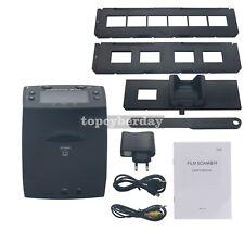 EC717 5MP 35mm Negative Film Slide VIEWER Scanner USB Color Photo Copier