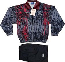vintage Ajax Umbro Litmanen Tracktop Final UEFA track 1995-96 shirt jersey