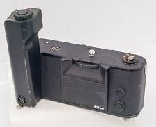 Nikon MD-4 Motor Drive Winder For Nikon F3 F3HP F3T HP Pro 35mm Film SLR Cameras