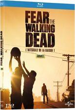 blu ray Fear the Walking Dead Saison 1