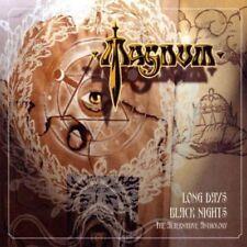 Magnum (metal Group) Long Days Black Nights Triple CD UK Sanctuary 2002 50