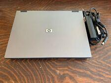 HP Compaq 6710b Core 2 Duo T8100, 4GB Ram, 256GB SSD, WINDOWS 10 PRO