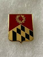 Authentic US Army 100th Field Artillery Regiment Unit DI DUI Insignia G-23