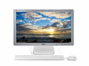 """LG ChromeBase 22"""" All-in-One Dual-Core PC/ChromeBook"""