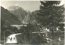 CLAUT - PONTE E M.COL NUDO CHIADOLA (PORDENONE) 1951