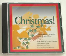 Christmas!  River City Brass Band & The Mendelssohn Choir of Pittsburgh  CD  VG