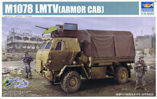 Trumpeter 1/35 M1078 FMTV Cargo Truck with Armored Cab #01009 #1009
