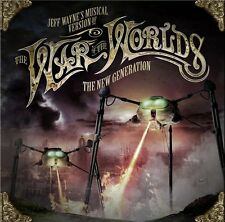 Jeff Wayne's Musical Version Of The War Of The Worlds: New Generation - CD album