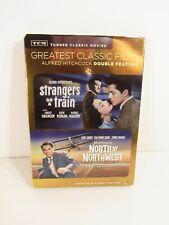 Tcm North By Northwest / Strangers on a Train dvd