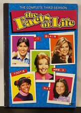 The Facts of Life: The Complete Third Season (DVD, 2006) Season 3