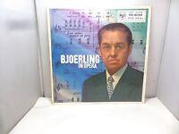 BJOERLING IN OPERA RCA JUSSI BJOERLING RB16149 VINLY LP