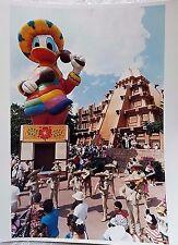 RARE 1992 DISNEY EPCOT MEXICO PAVILION ENTERTAINMENT PERFORMERS PUBLICITY PHOTO