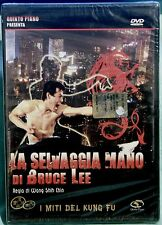 LA SELVAGGIA MANO DI BRUCE LEE - DVD SIGILLATO N.001153