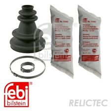 Front Right CV Driveshaft Boot Bellow Cover Kit for Renault:19 II 2,19 I 1