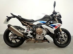 BMW S 1000 R 2021 Spares or Repair Restoration Project Bike